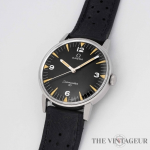 Omega Seamaster 30 PAF – Military – Pakistan Air Force – ref.135.011
