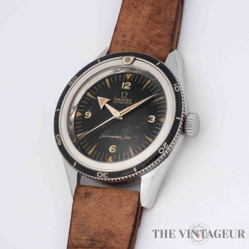 Omega – Seamaster 300 – 2913-3 – Military Diver