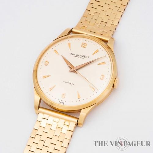 IWC Schaffhausen – Oversize Wristwatch