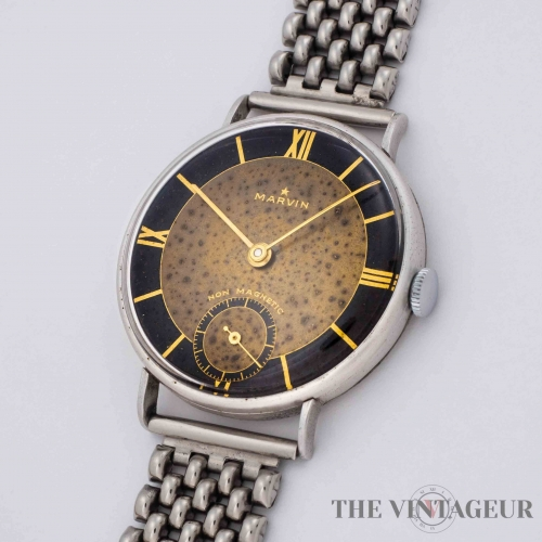 Marvin – Dual Tone Tropical Dial – Oversize