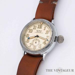 Mimo Avia – Military Aviator Wristwatch