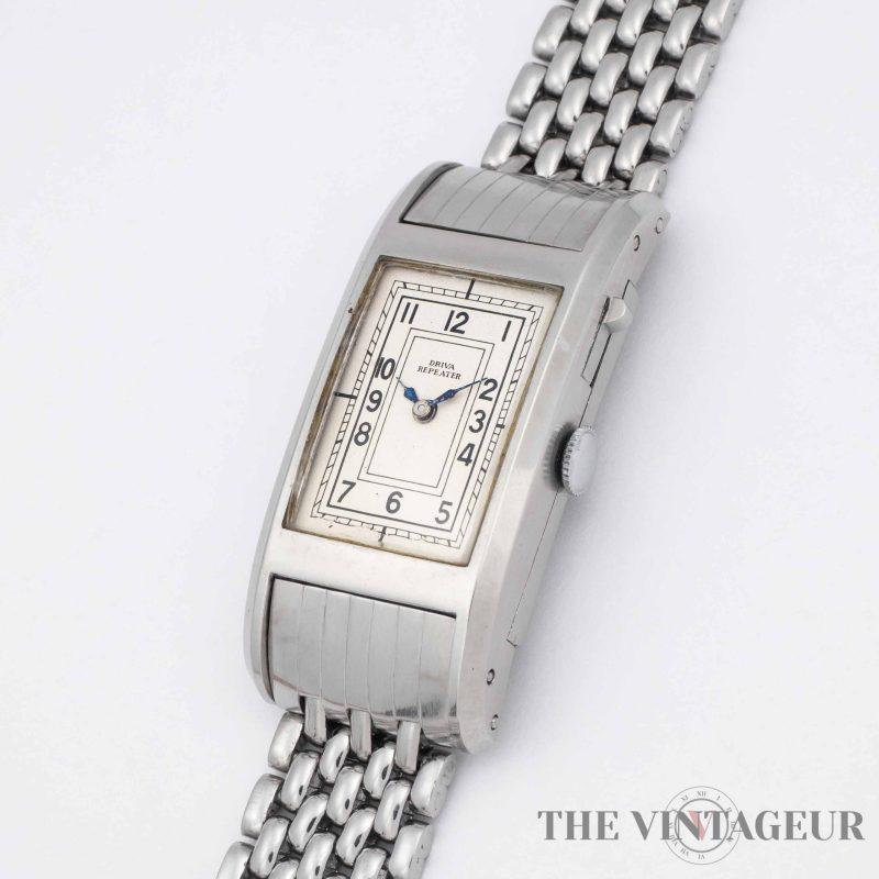 Driva – Quarter Repeating Wristwatch