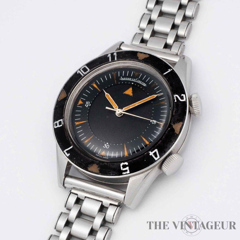 Jaeger LeCoultre – Deepsea Alarm E857